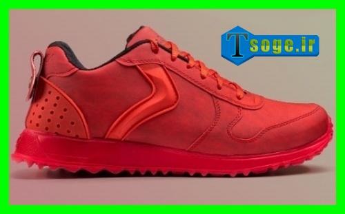 کفش قرمز مردانه 2017