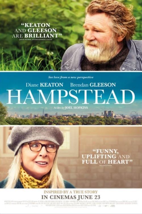 دانلود فیلم Hampstead 2017