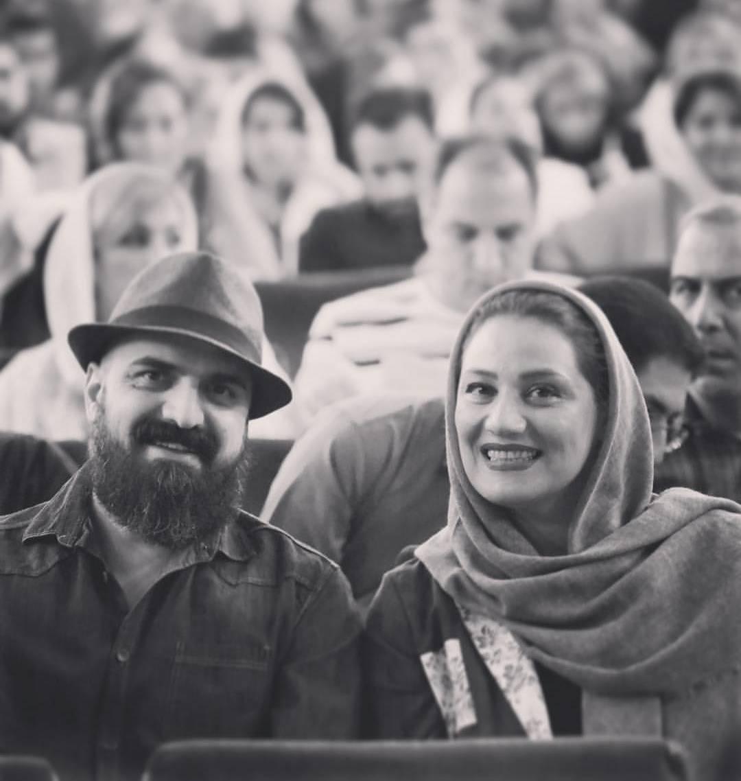 عکس جدید شبنم مقدمی و همسرش علیرضا آرا