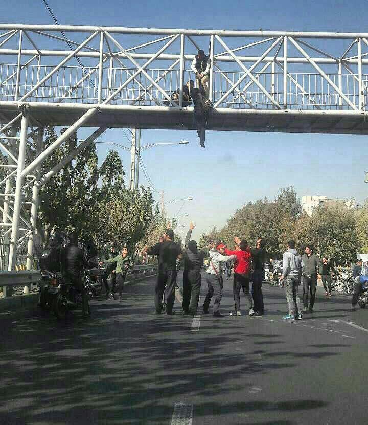 خودکشی نافرجام زنی جوان در تهران