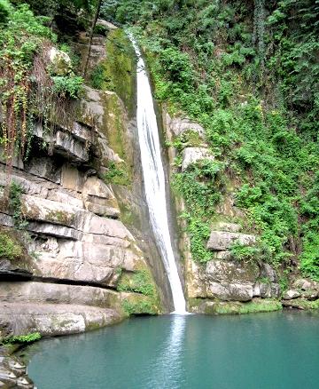آبشارهای زیبا و مناطق دیدنی ایران