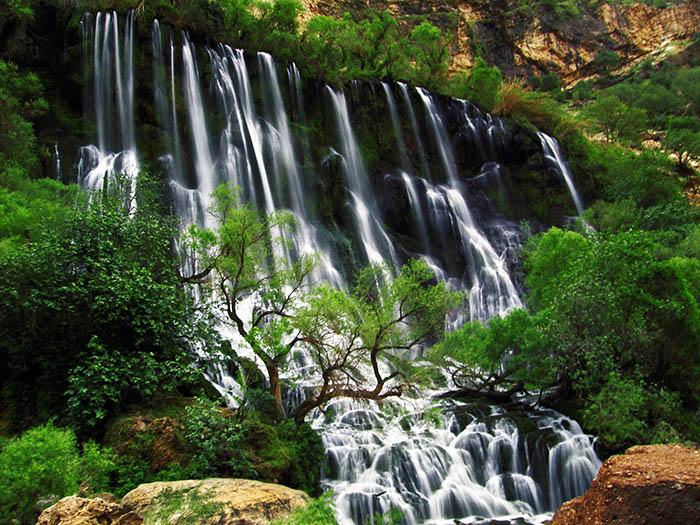 آبشار شوی لرستان - ایران