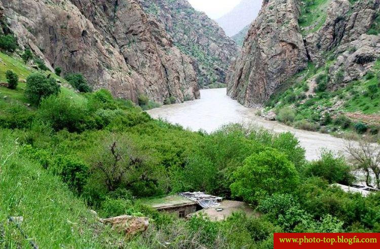 رودخانه سیروان کردستان