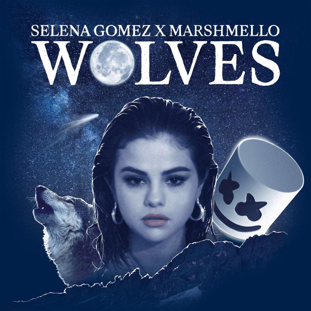 اهنگ جدید Selena Gomez, Marshmello - Wolves