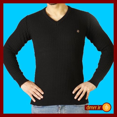 خرید اینترنتی لباس بلافت مردانه کش بافت کش باف کش بافت با کیفتی و جنس درجه یک فروش پستی آنلاین لباس پاییزی زمستانی گرم مردانه مدل جدید 2017 رنگ مشکی اندامی