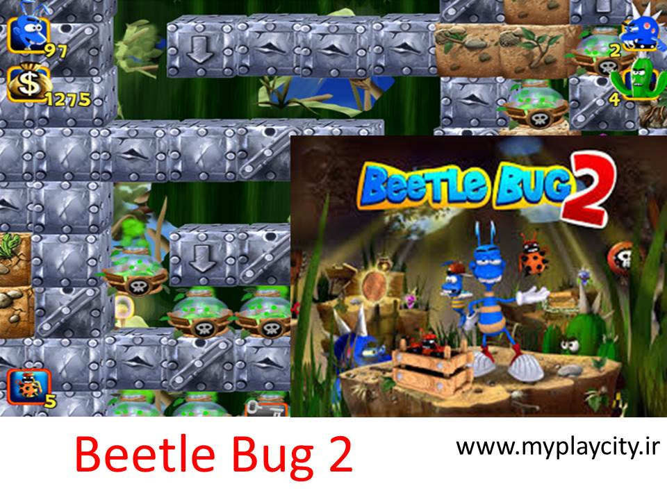 دانلود بازی beetle bug 2