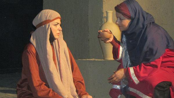 نمایش «یک جرعه آب» نشان دهنده آنسوی سرشت انسانی است