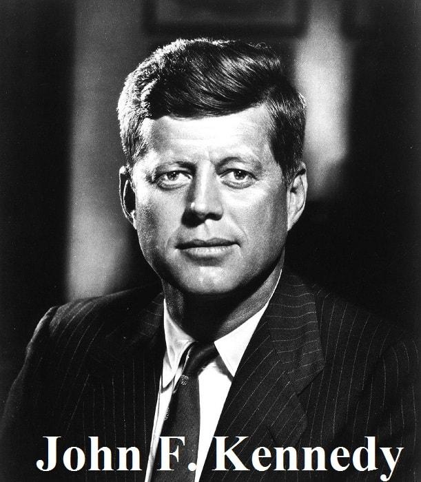 جان اف کندی - John F. Kennedy