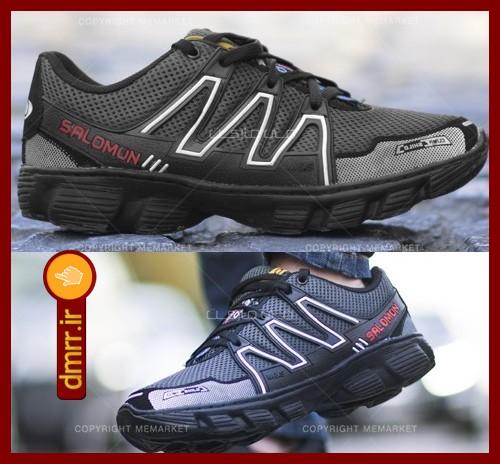 خرید اینترنتی کفش رنگ خاکستری مردانه دوردوزی شده