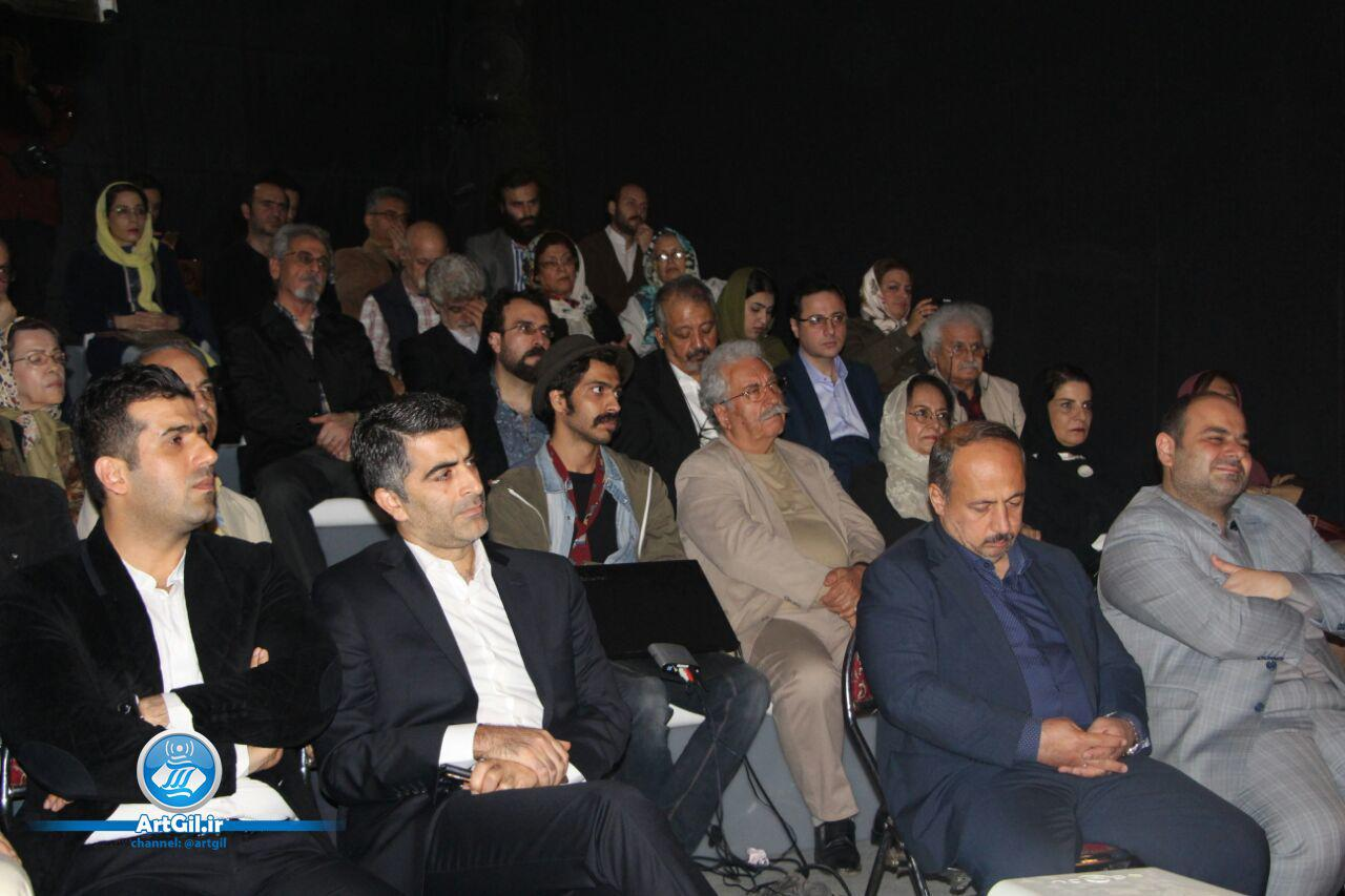 باحضور شهردار رشت : تماشاخانه رادی افتتاح شد