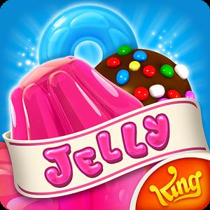 دانلود Candy Crush Jelly Saga 1.53.14 بازی کندی کراش جلی ساگا اندروید