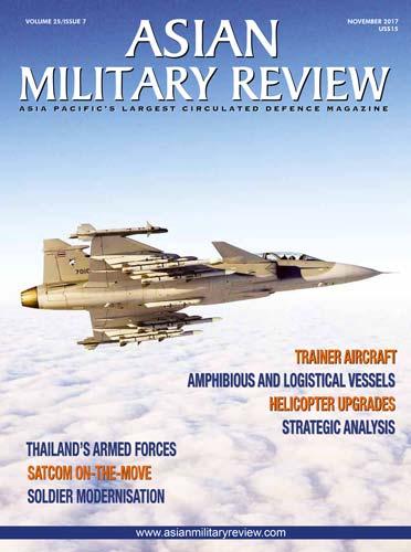 Asian Military Review November 2017