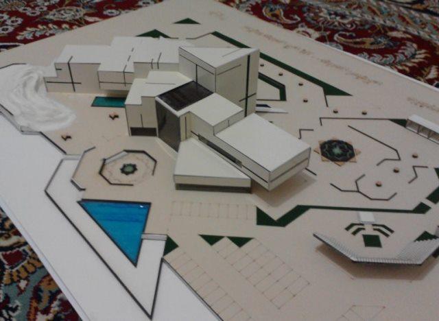 فروش ماکت معماری موزه