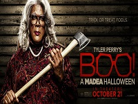 دانلود فیلم بو تیلور پری 2! یک هالوین مادیا - Tyler Perry's Boo 2! A Madea Halloween 2017