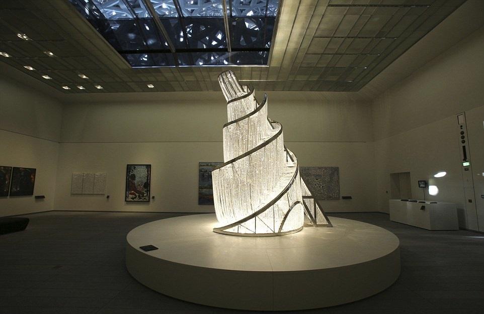 شعبه ی دیگری از موزه ی لوور در ابوظبی دبی