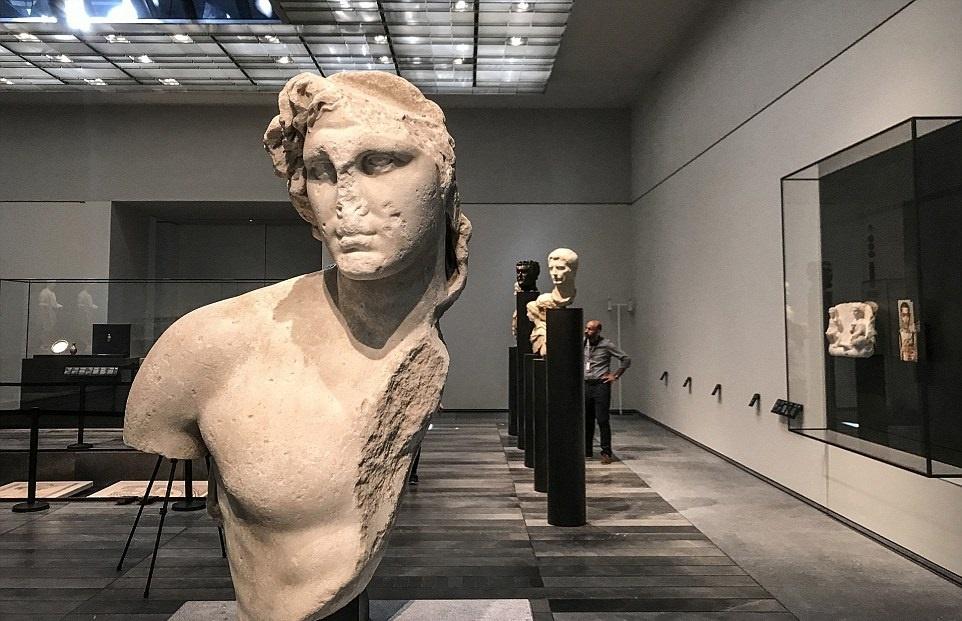 شعبه ی دیگری از موزه ی لوور در دبی