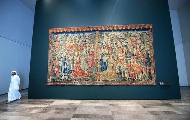 موزه ی لوور ابوظبی