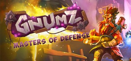 دانلود بازی Gnumz Masters of Defense برای pc