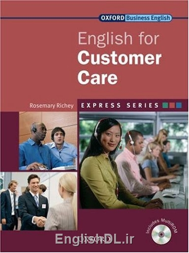 دانلود کتاب English for Customer Care