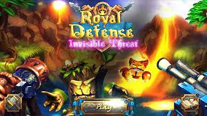 دانلود بازی Royal Defense Invisible Threat برای کامپیوتر