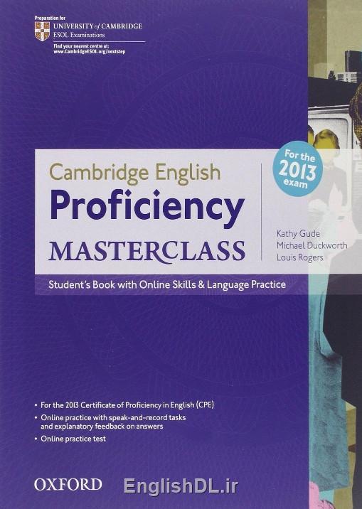 Cambridge English Proficiency Masterclass کتاب