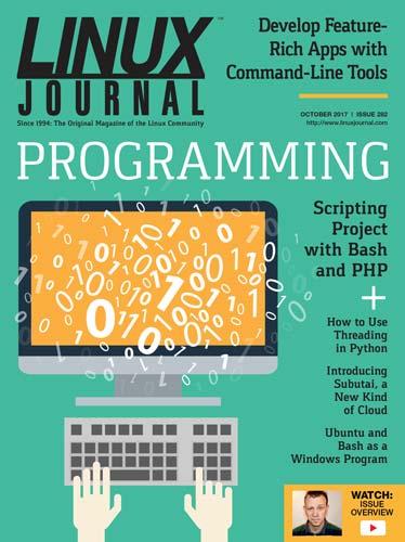 Linux Journal October 2017