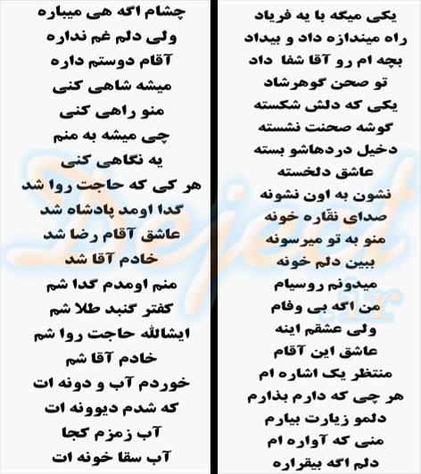حامد زمانی و عبدالرضا هلالی - امام رضا