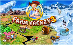 دانلود بازی  farm frenzy 3 برای کامپیوتر