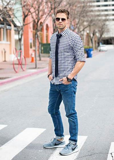خرید شلوار و پیراهن مردانه