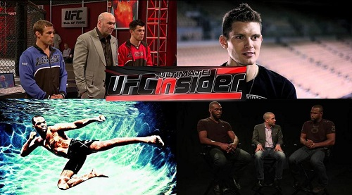 دانلود ارشیو برنامه UFC Ultimate Insider اختصاصی + ریلیز 720p