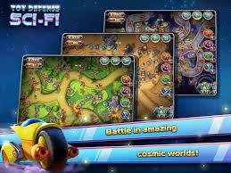 دانلود بازی Toy Defense 4: Sci-Fi برای کامپیوتر