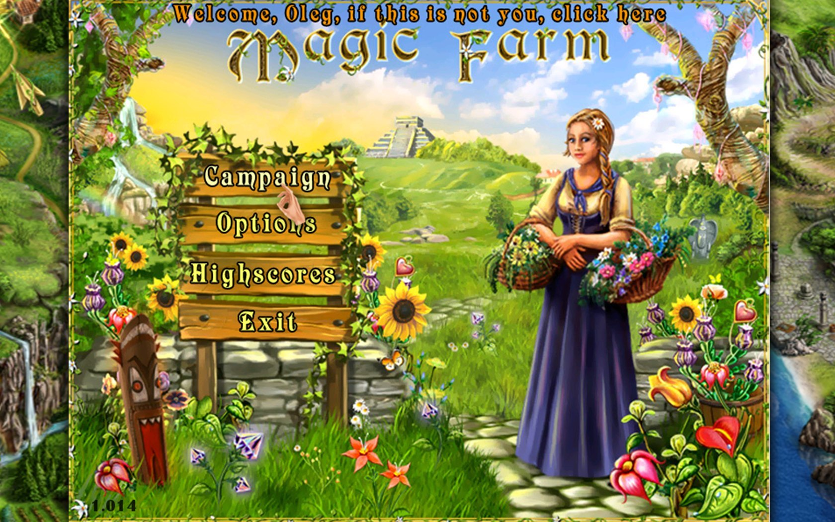 دانلود بازی  Magic Farm برای pc