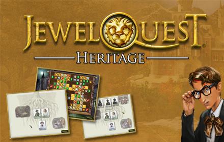 دانلود بازی Jewel Quest 4- Heritage برای کامپیوتر