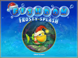 دانلود بازی فکری و مهیج Fishdom Frosty Splash