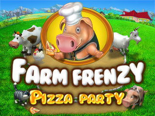 دانلود بازی Farm Frenzy Pizza Party برای کامپیوتر