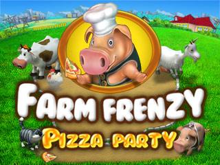 دانلود بازی Farm Frenzy Pizza Party برای pc