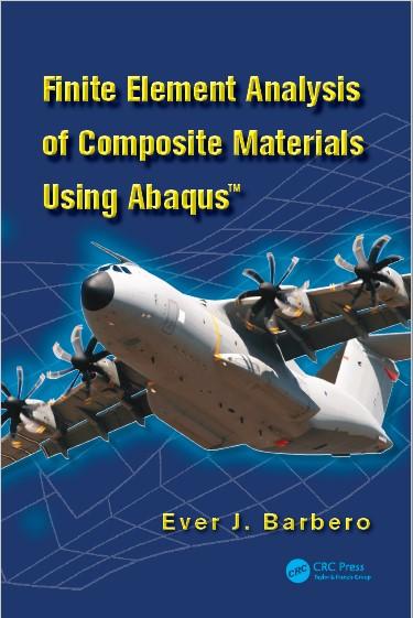 دانلود کتاب مدل سازی اجزا محدودی الیاف کامپوزیت در نرم افزار آباکوس