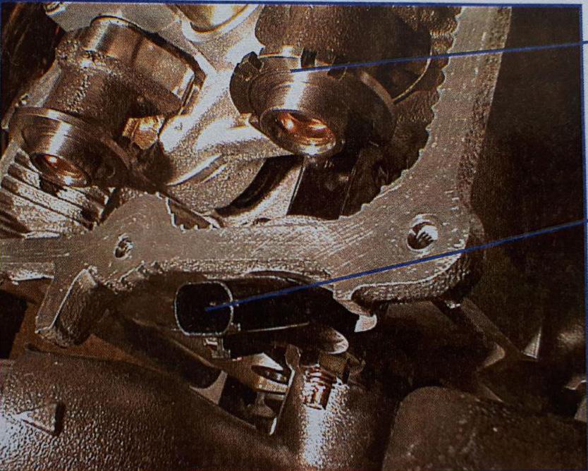 سنسور موقعیت سیلندر (میل بادامک)