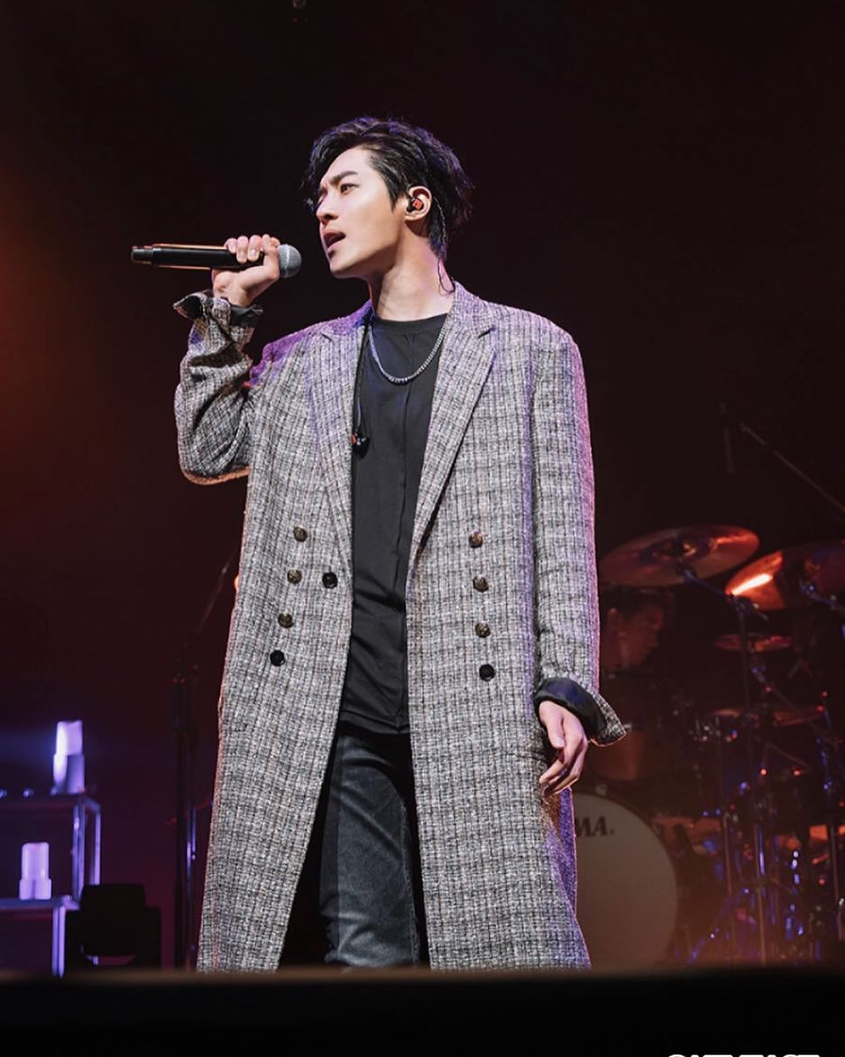[Photo] Kim Hyun Joong Japan Mobile Site Update [2017.11.24]