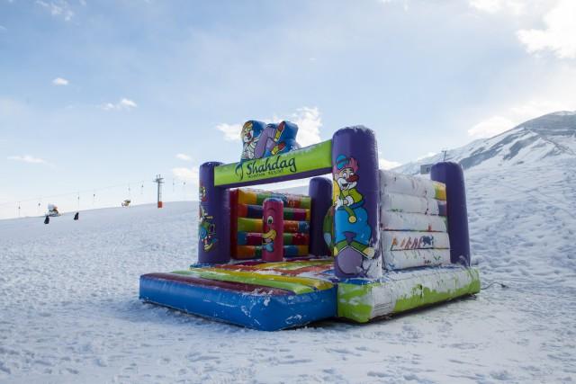 تفریح زمستانی