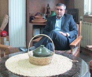 برگزاری کارگاه آموزش تخصصی بین المللی حصیربافی در گیلان