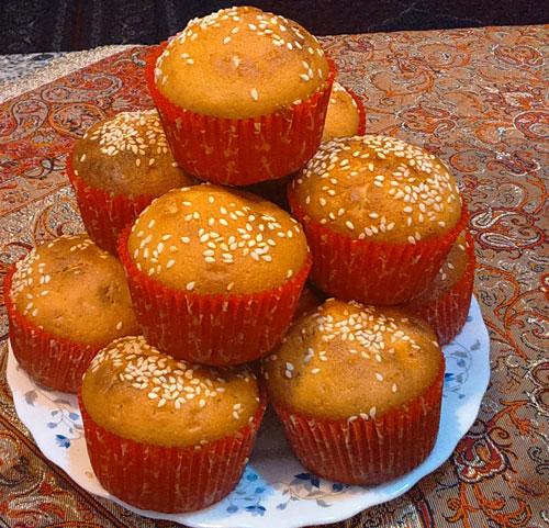 طرز تهیه کیک یزدی سنتی به سبک قنادی ها