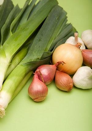 سبزیهای معطر