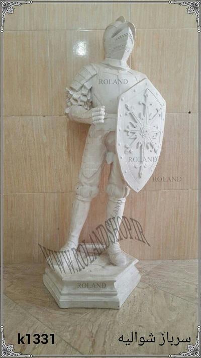 مجسمه سرباز،رزین،پلی استر،فایبرگلاس،مجسمه سرباز بزرگ فایبرگلاس نشکن ضد اب