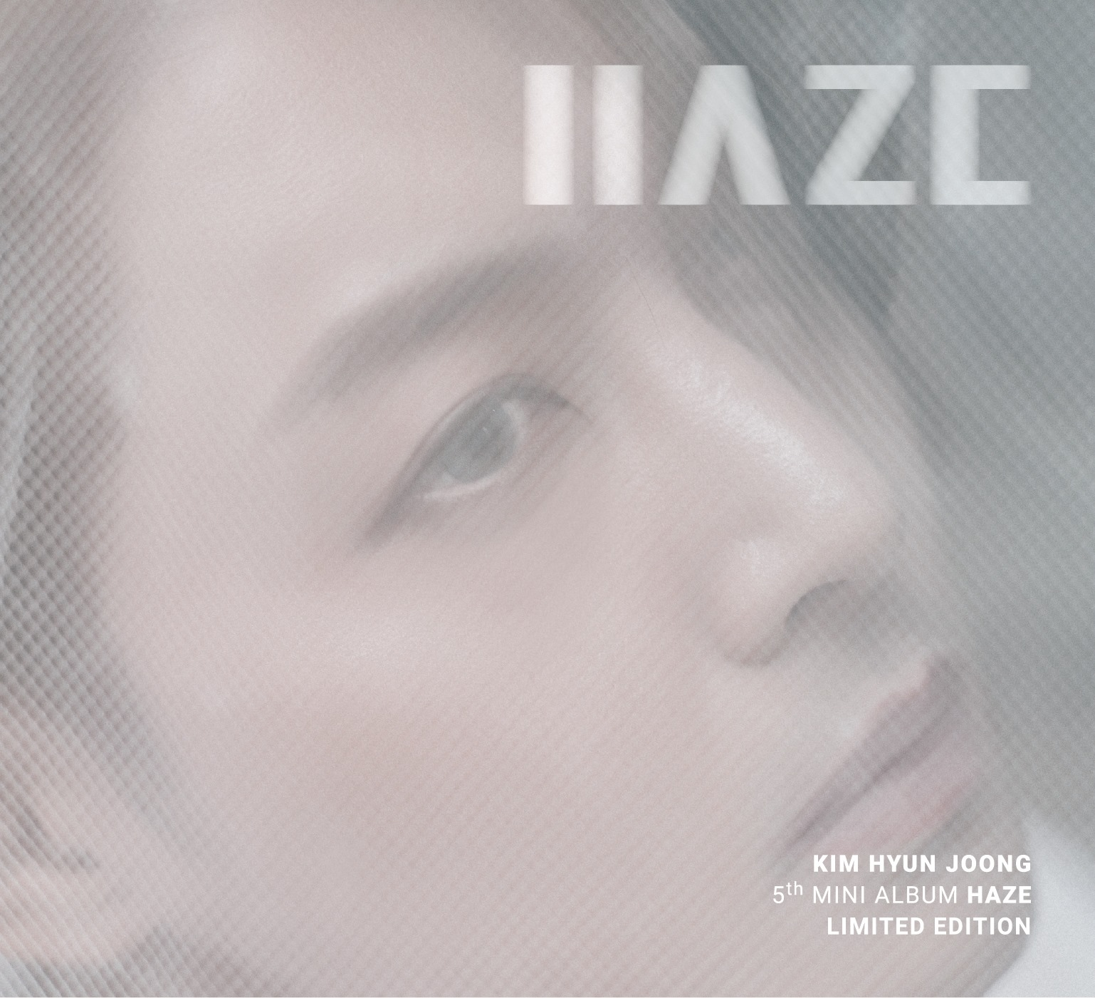 [Notice] Kim Hyun Joong Official Site and Henecia Japan Update - Kim Hyun Joong's 5th mini album 'HAZE' [2017.11.29]