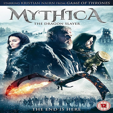 دانلود فیلم Mythica The Godslayer 2016