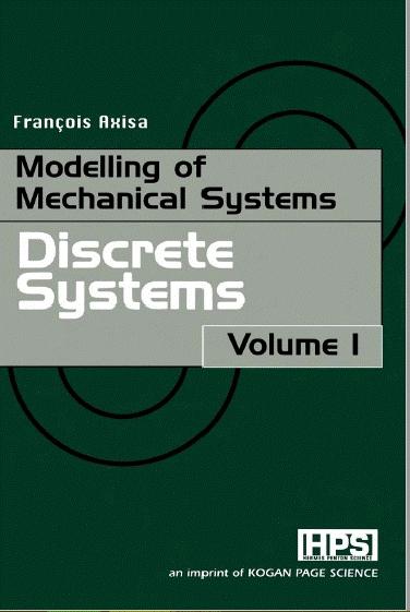 دانلود کتاب مدل سازی سیستم های مکانیکی ناپیوسته