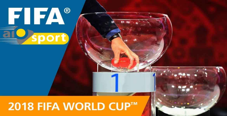 پخش آنلاین مراسم قرعه کشی جام جهانی 2018 + لینک پخش زنده
