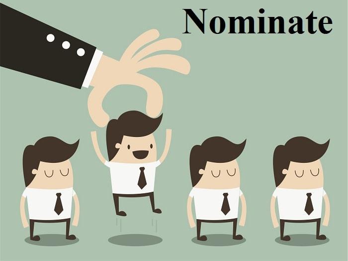 نامزد – Nominate – آموزش لغات کتاب ۵٠۴ – English Vocabulary – کدینگ لغات ۵٠۴