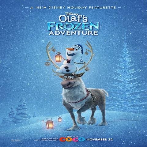 دانلود رایگان فیلم Olafs Frozen Adventure 2017